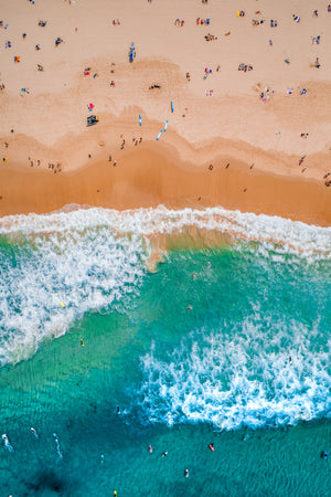 Alexander Kesselaar • Bondi from Above • 2019