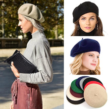 Load image into Gallery viewer, Classic Beret Hat Cap