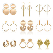 Load image into Gallery viewer, Fashion Statement Earrings