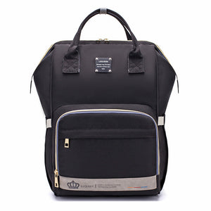 Designer Trendy Diaper Changing Backpack Bag