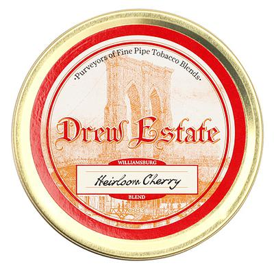 Drew Estate Heirloom Cherry Pipe Tobacco 50g Tin