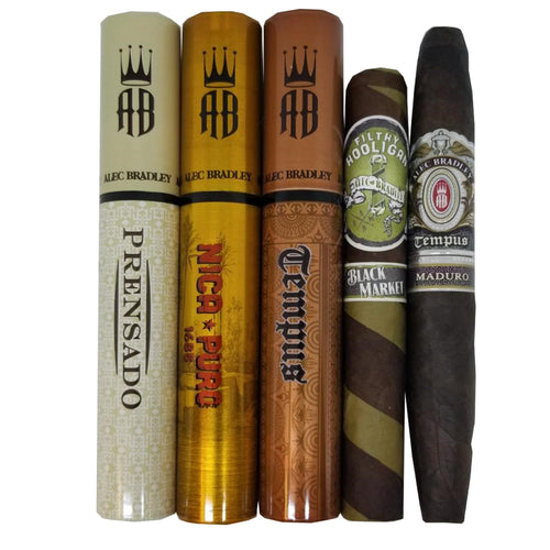 Alec Bradley Filthy All-Star Sampler 5 Pack