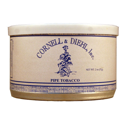 Cornell & Diehl #416 Plantation Evening Pipe Tobacco 2oz Tin