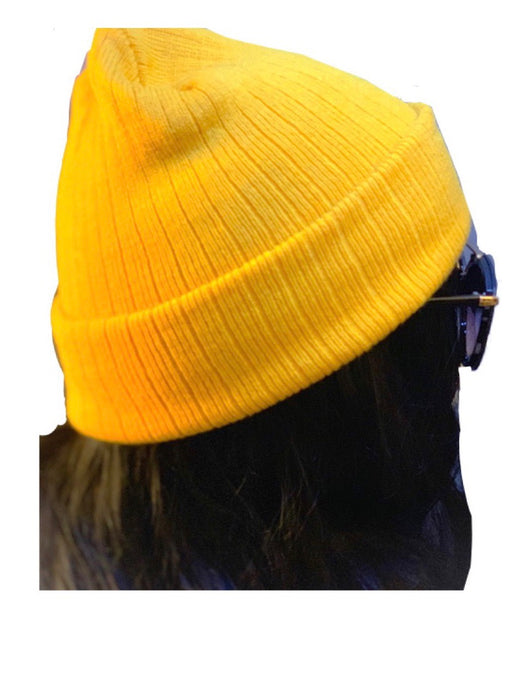 Pull Up With A Lemon Beanie
