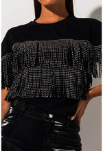Load image into Gallery viewer, Chic Fringe Top