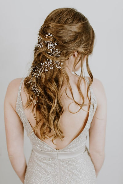 What Type of Hairstyle You Should Pick Based Off Your Prom Dress's Back