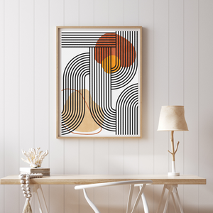 Afro Puffs white t-shirt from Anaya Arts