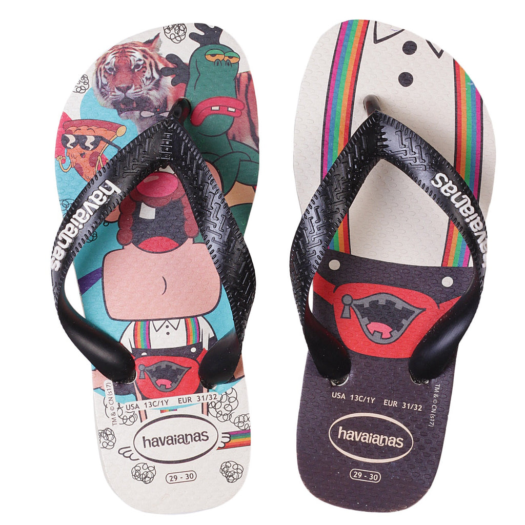 HAVAIANAS KIDS CARTOON - BEIGE