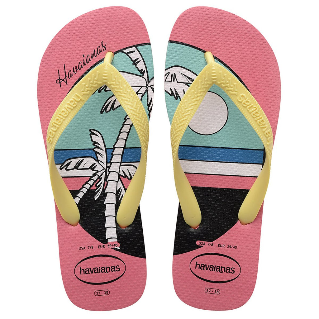 HAVAIANAS TOP VIBES - PINK PORCELAIN
