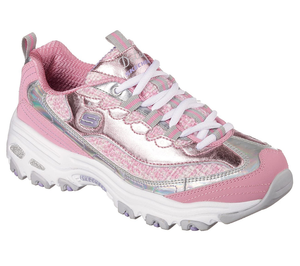 SKECHERS - WOMEN SHOES - SKECHERS D LITES - SHOW TIME - The BCode
