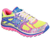SKECHERS - WOMEN SHOES - SKECHERS ASCENT - GLOWSTICK - The BCode