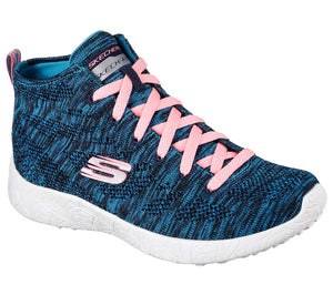 SKECHERS - WOMEN SHOES - SKECHERS BURST- DIVERGENT - The BCode