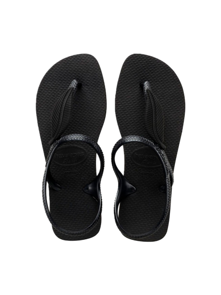 HAVAIANAS FLASH URBAN PLUS - BLACK