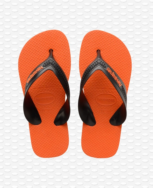 HAVAIANAS KIDS MAX - NEON ORANGE