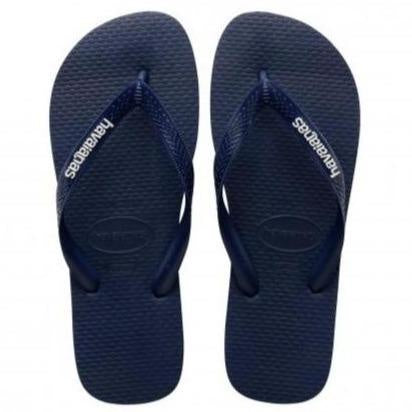 HAVAIANAS LOGO FILETE - NAVY/NAVY/WHITE