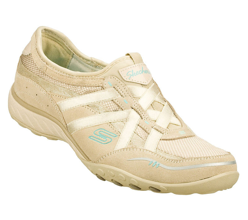 SKECHERS - WOMEN SHOES - SKECHERS BREATHE-EASY - The BCode
