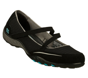 SKECHERS - WOMEN SHOES - SKECHERS BREATHE-EASY - QUITTIN TIME - The BCode