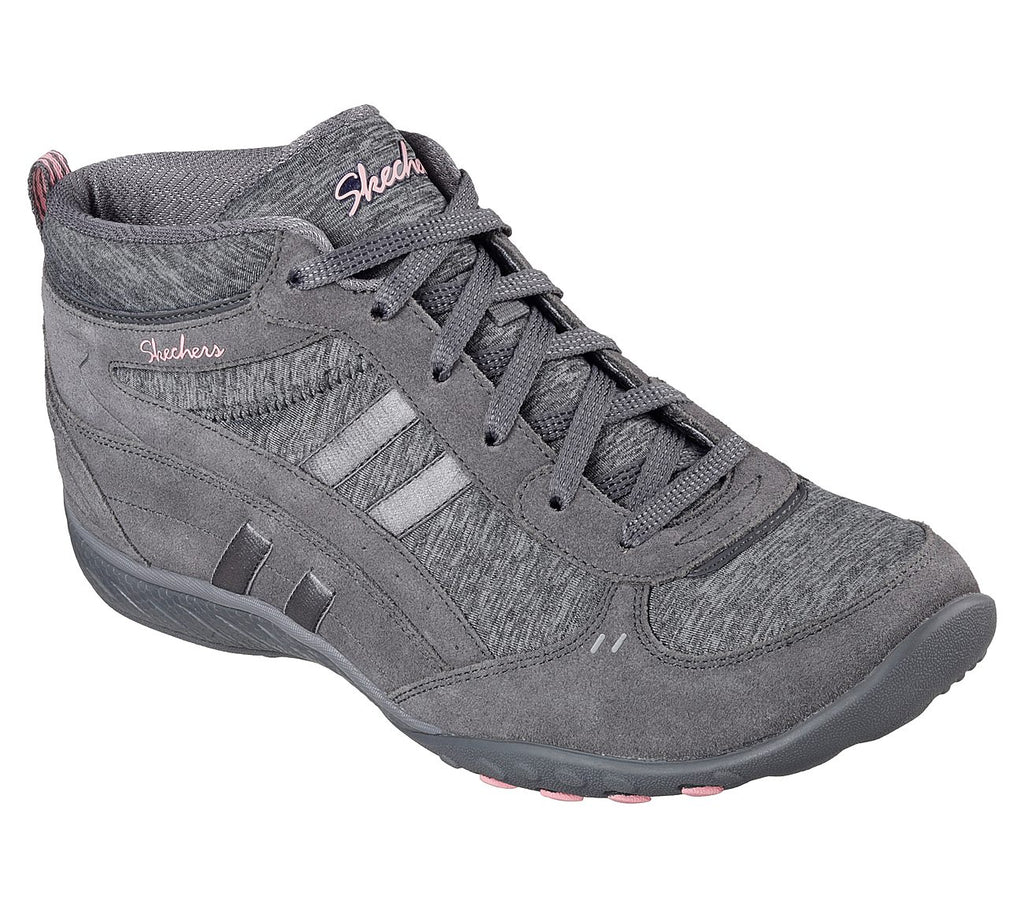 SKECHERS - WOMEN SHOES - SKECHERS BREATHE-EASY - SHOUT OUT - The BCode