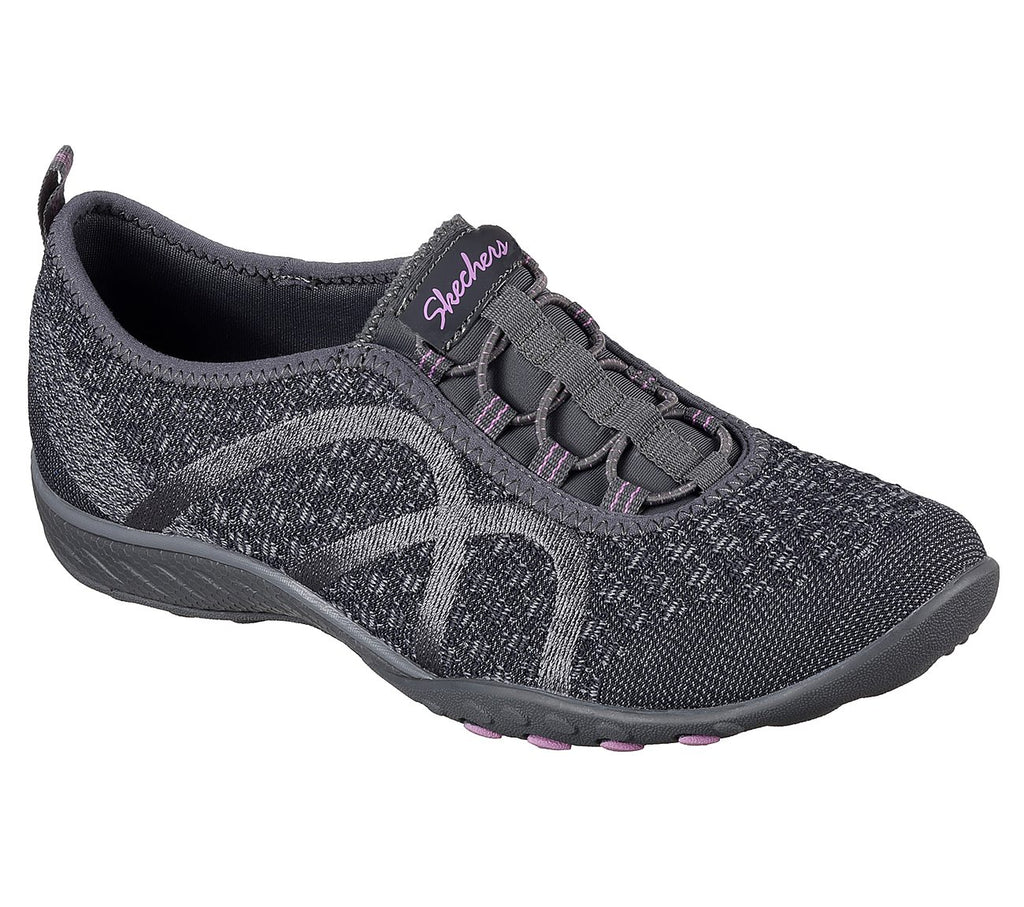 SKECHERS - WOMEN SHOES - SKECHERS BREATHE EASY - FORTUNE-KNIT - The BCode