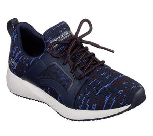 SKECHERS - WOMEN SHOES - SKECHERS BOBS SPORT SQUAD - DOUBLE DARE - The BCode