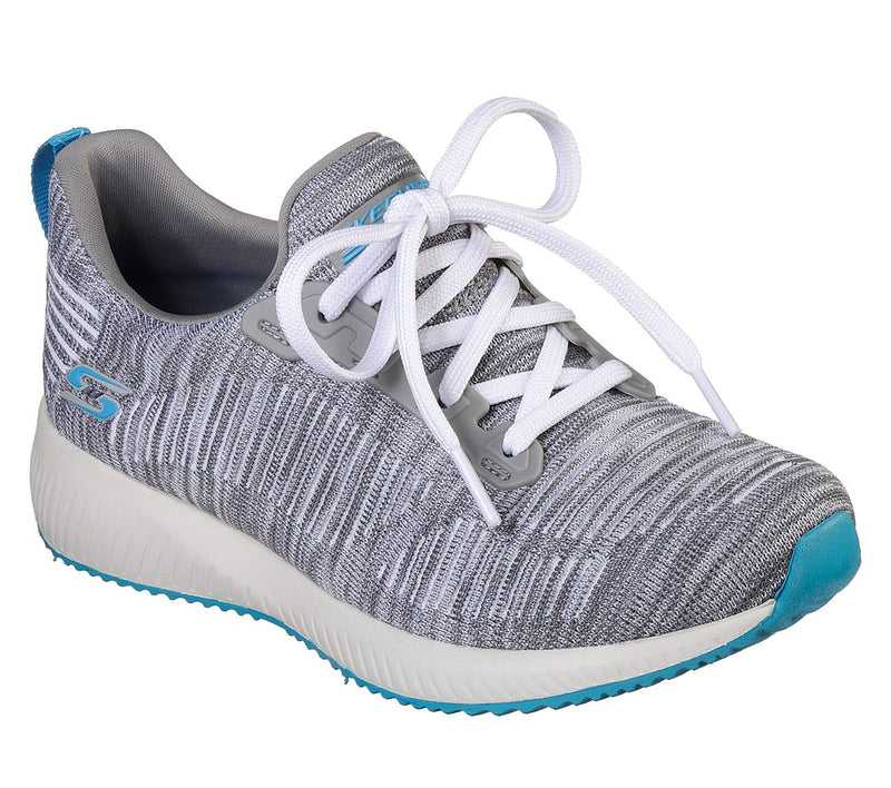 SKECHERS - WOMEN SHOES - SKECHERS BOBS SPORT SQUAD - SIZZLE - The BCode