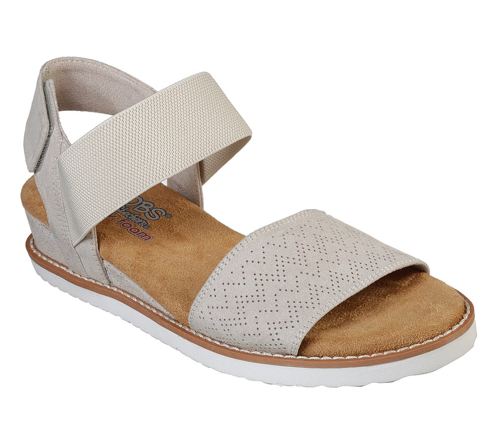 SKECHERS - WOMEN SHOES - SKECHERS BOBS DESERT KISS - The BCode