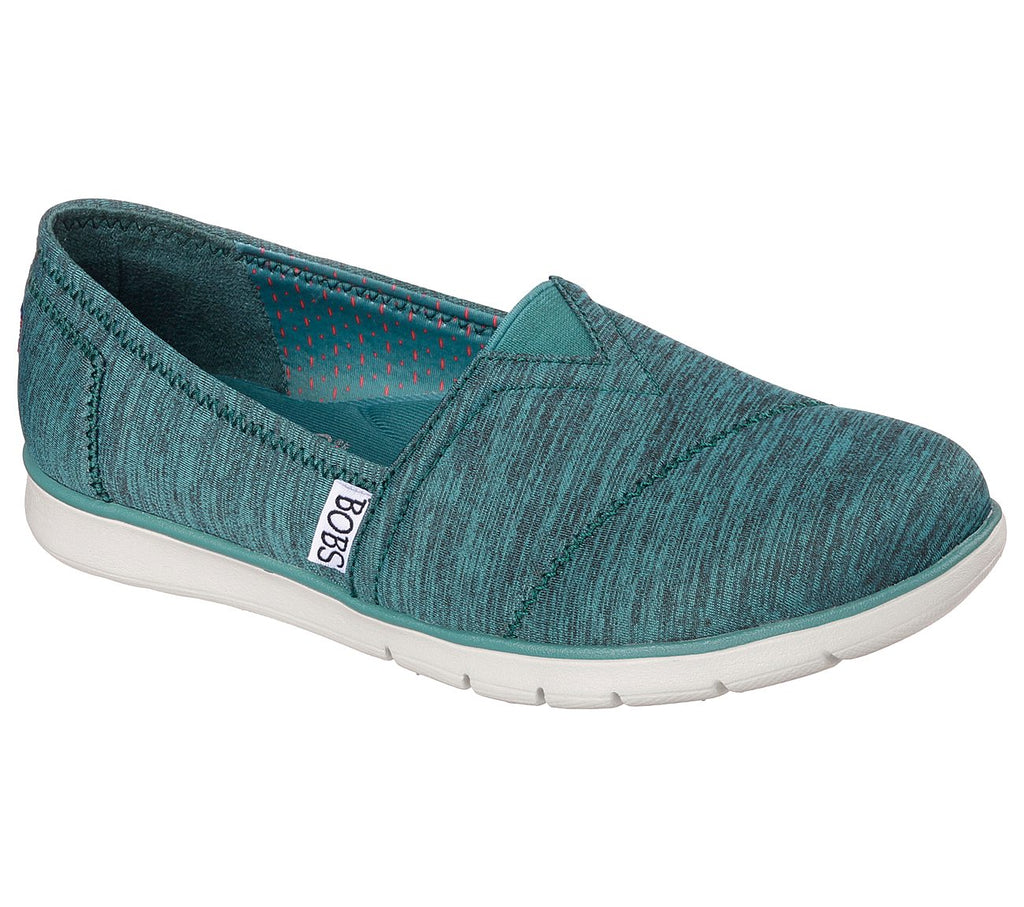 SKECHERS - WOMEN SHOES - SKECHERS BOBS PUREFLEX - HEATHERS - The BCode