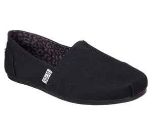 SKECHERS - WOMEN SHOES - SKECHERS BOBS PLUSH - PEACE & LOVE - The BCode