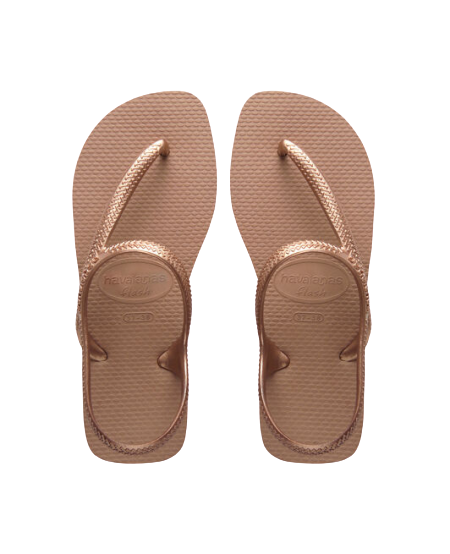 HAVAIANAS FLASH URBAN - ROSE GOLD