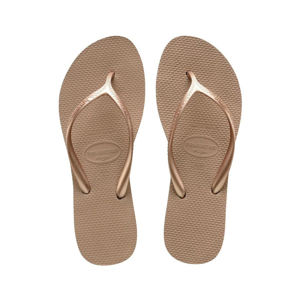 HAVAIANAS - FLIP FLOP WOMEN - HAVAIANAS HIGH LIGHT - The BCode