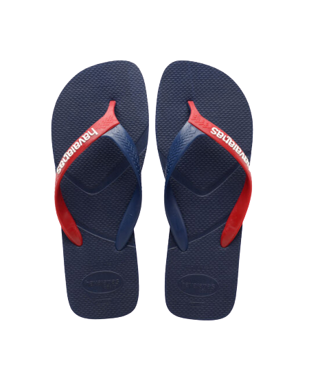 HAVAIANAS CASUAL - NAVY BLUE/RED