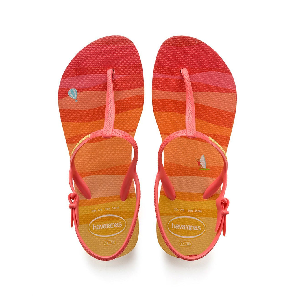 HAVAIANAS - WOMEN SANDALS - HAVAIANAS FREEDOM PRINT - The BCode