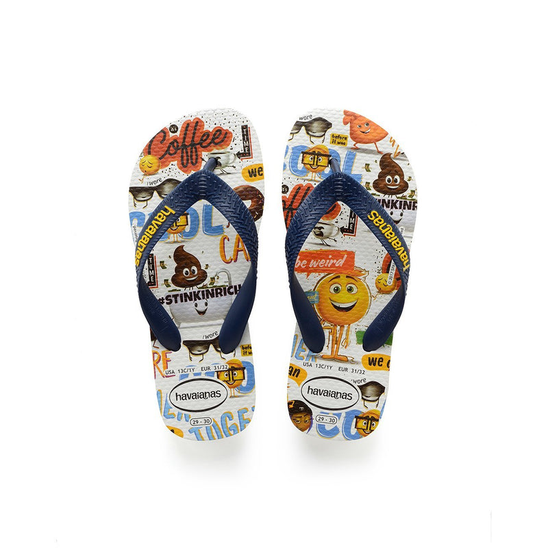 HAVAIANAS - FLIP FLOP KIDS - HAVAIANAS KIDS EMOJI MOVIE - The BCode