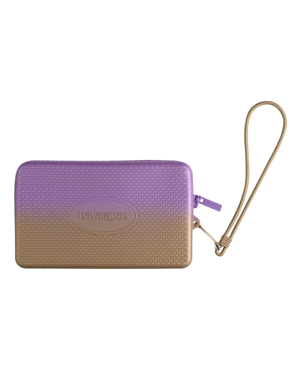 HAVAIANAS MINI BAG PLUS COOL METALLIC - GOLDEN.PURPLE
