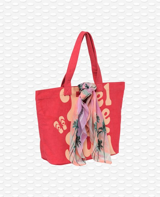 HAVAIANAS SHOPPING BAG TRENDY - CORAL