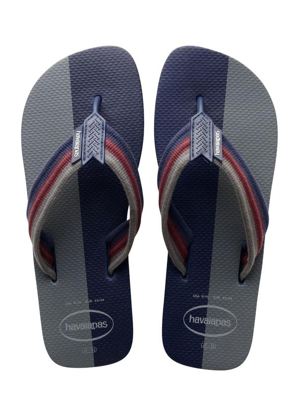 HAVAIANAS URBAN COLOR BLOCK - NAVY BLUE