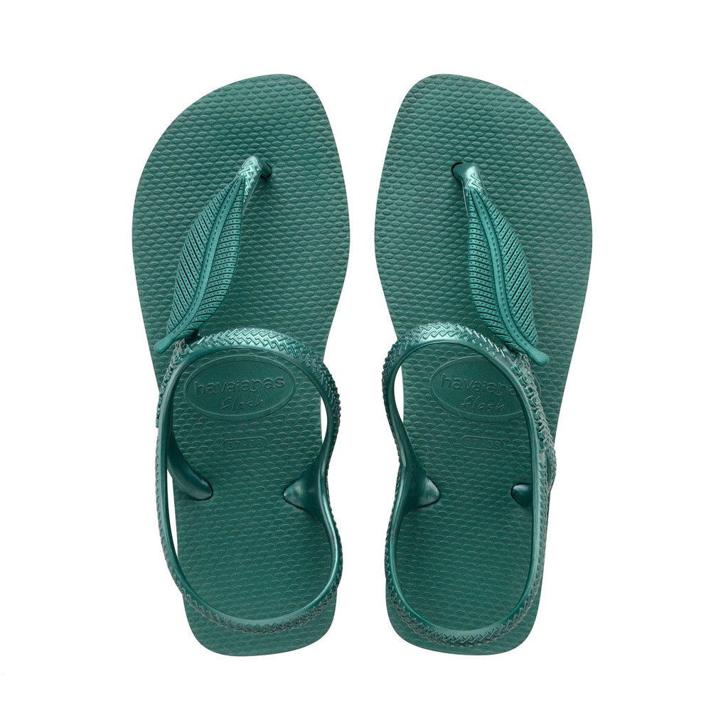 HAVAIANAS FLASH URBAN PLUS - GREEN LEAF