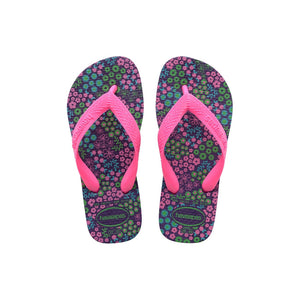 HAVAIANAS KIDS FLORES - NEW PURPLE