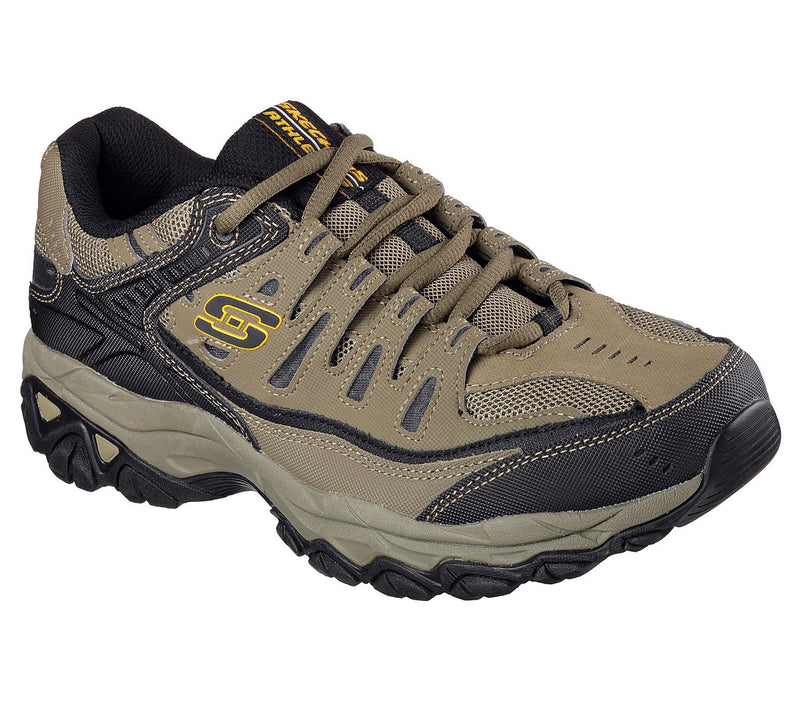 SKECHERS - MEN SHOES - SKECHERS AFTER BURN - MEMORY FIT - The BCode