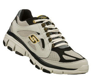 SKECHERS - MEN SHOES - SKECHERS BRAVOS- RUSH STORM - The BCode