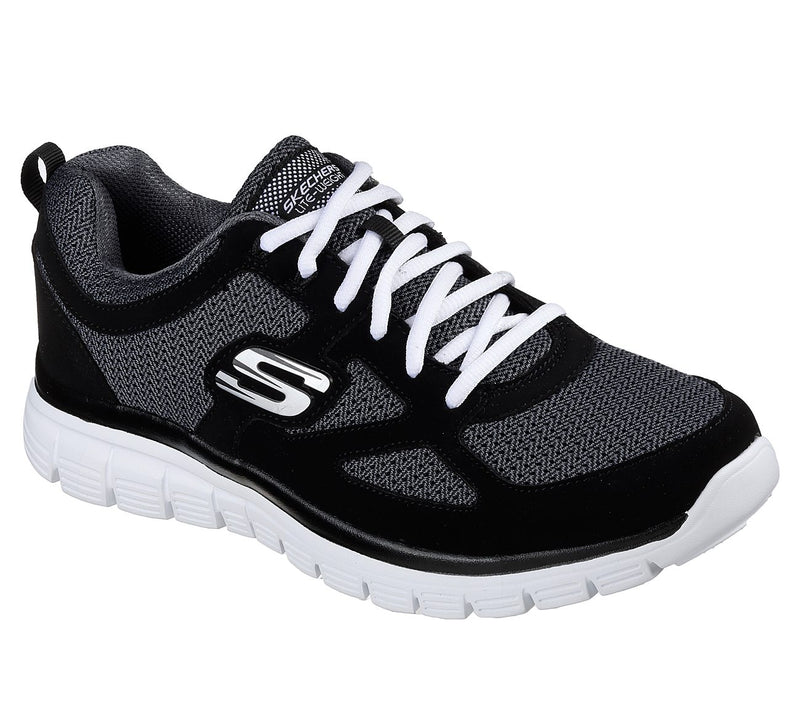 SKECHERS - MEN SHOES - SKECHERS BURNS - AGOURA - The BCode