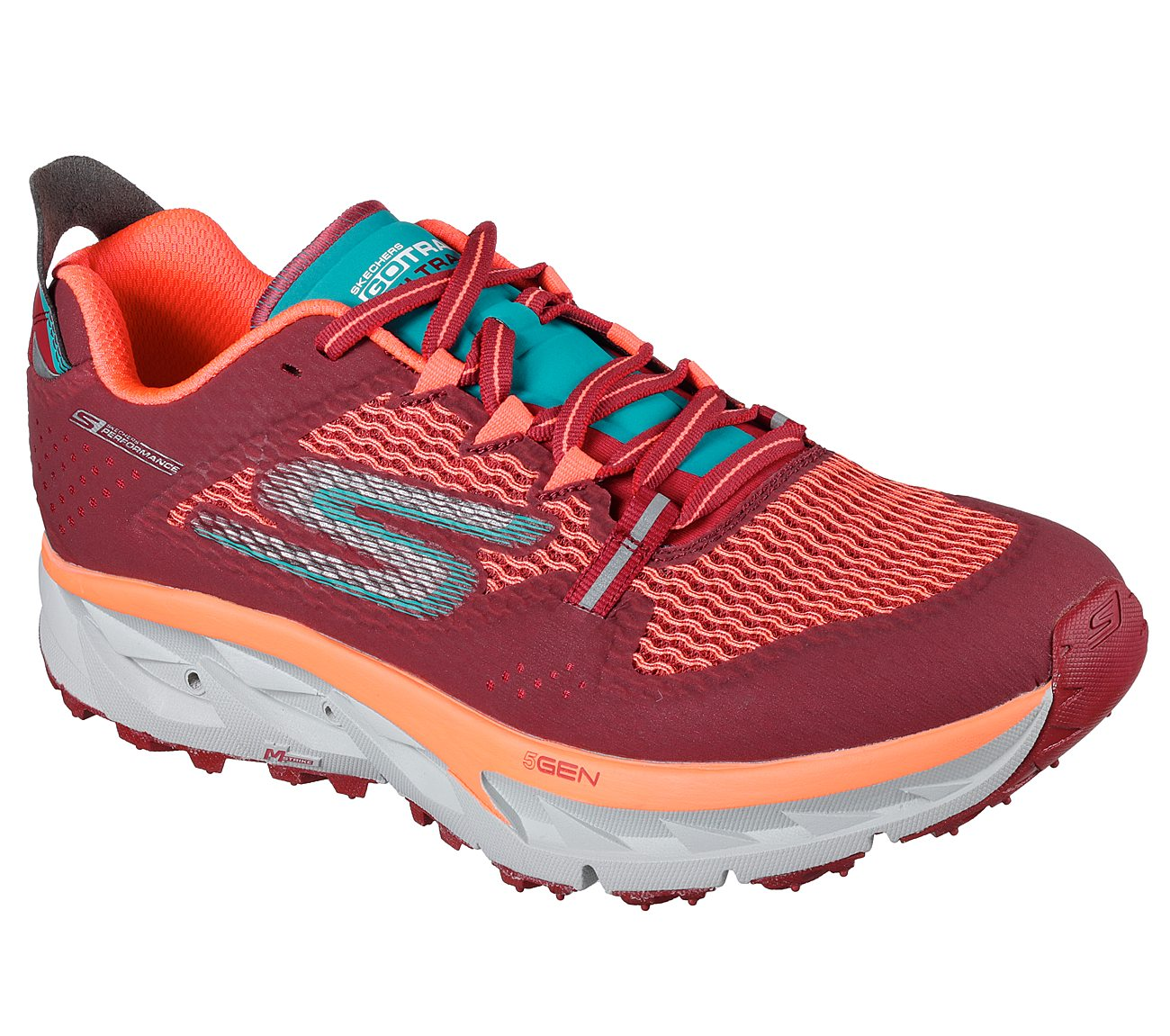 SKECHERS GO TRAIL ULTRA 4 – The BCode
