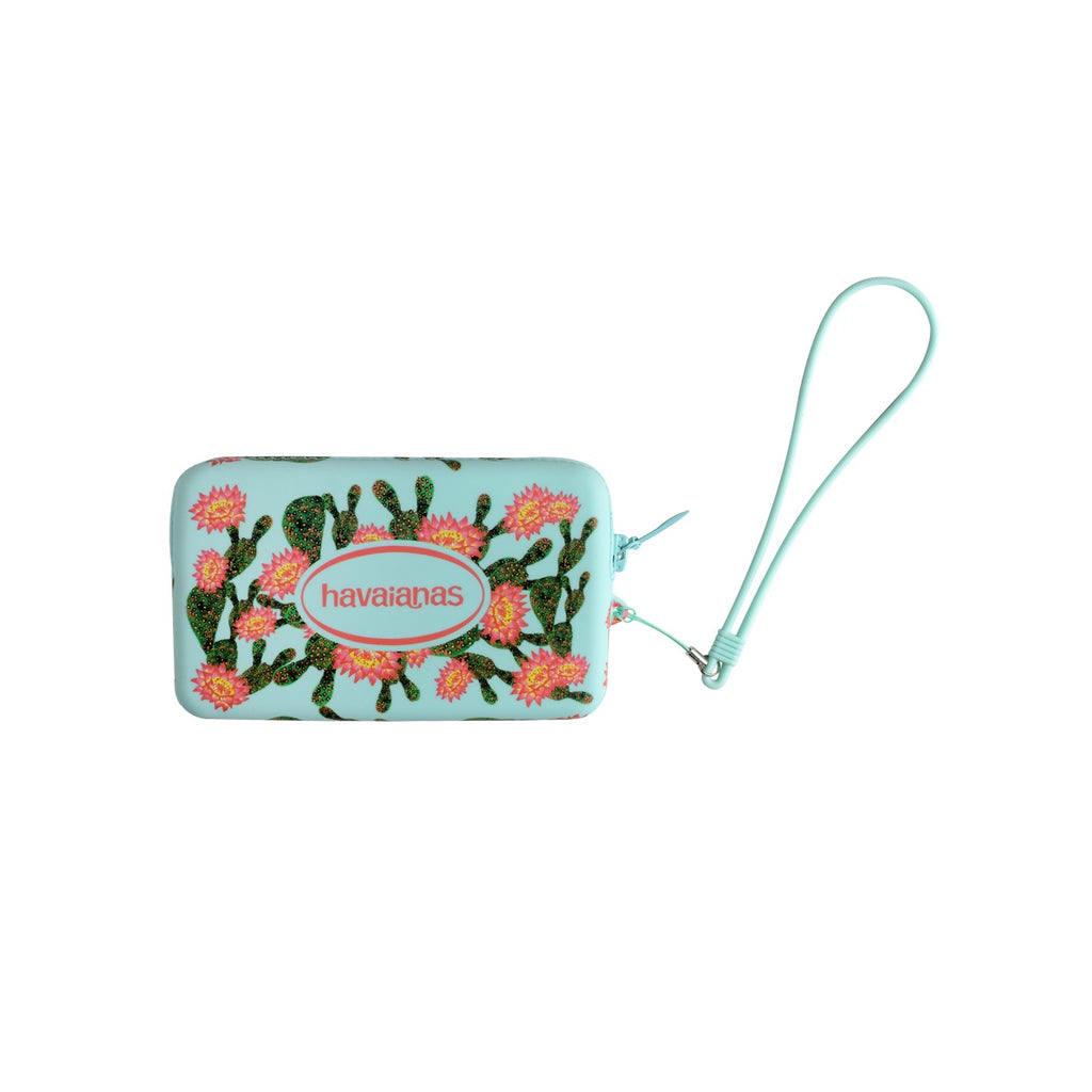 HAVAIANAS PRINTED MINI BAG - BLUE SPLASH