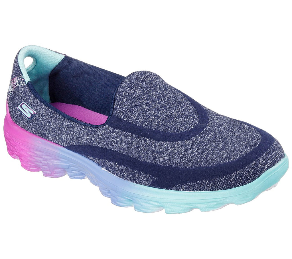 SKECHERS GO WALK 2-SWEET SOCKS