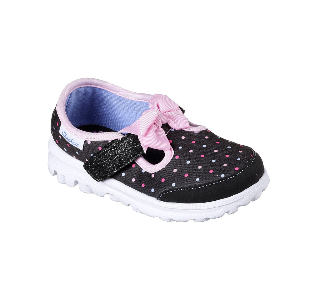SKECHERS GO WALK - DOTTY DAZZLE