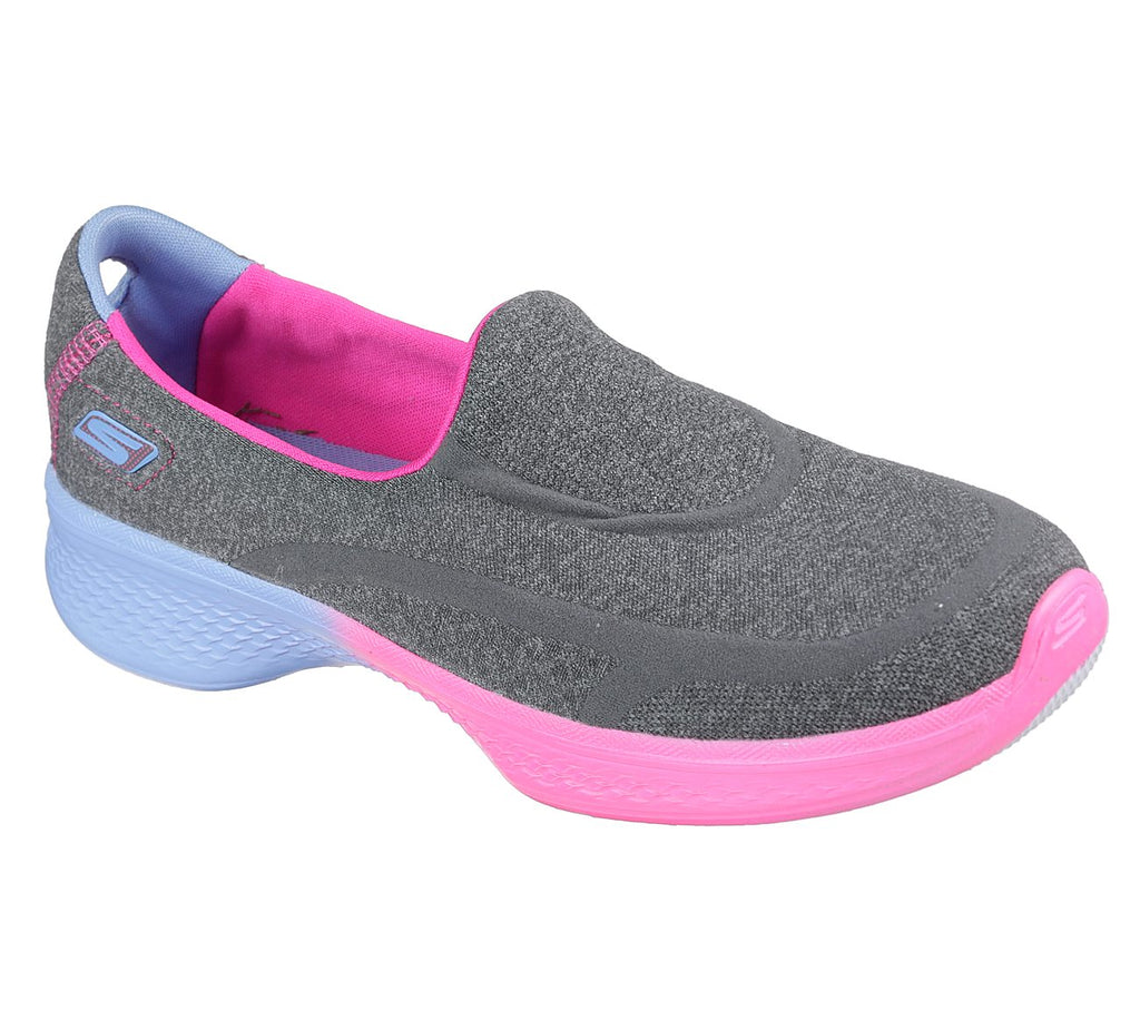 SKECHERS GOWALK 4 - AWESOME OMBRES