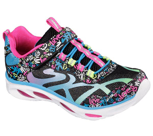 SKECHERS - CHILDREN SHOES - SKECHERS BLISSFUL -DOODLE UP - The BCode