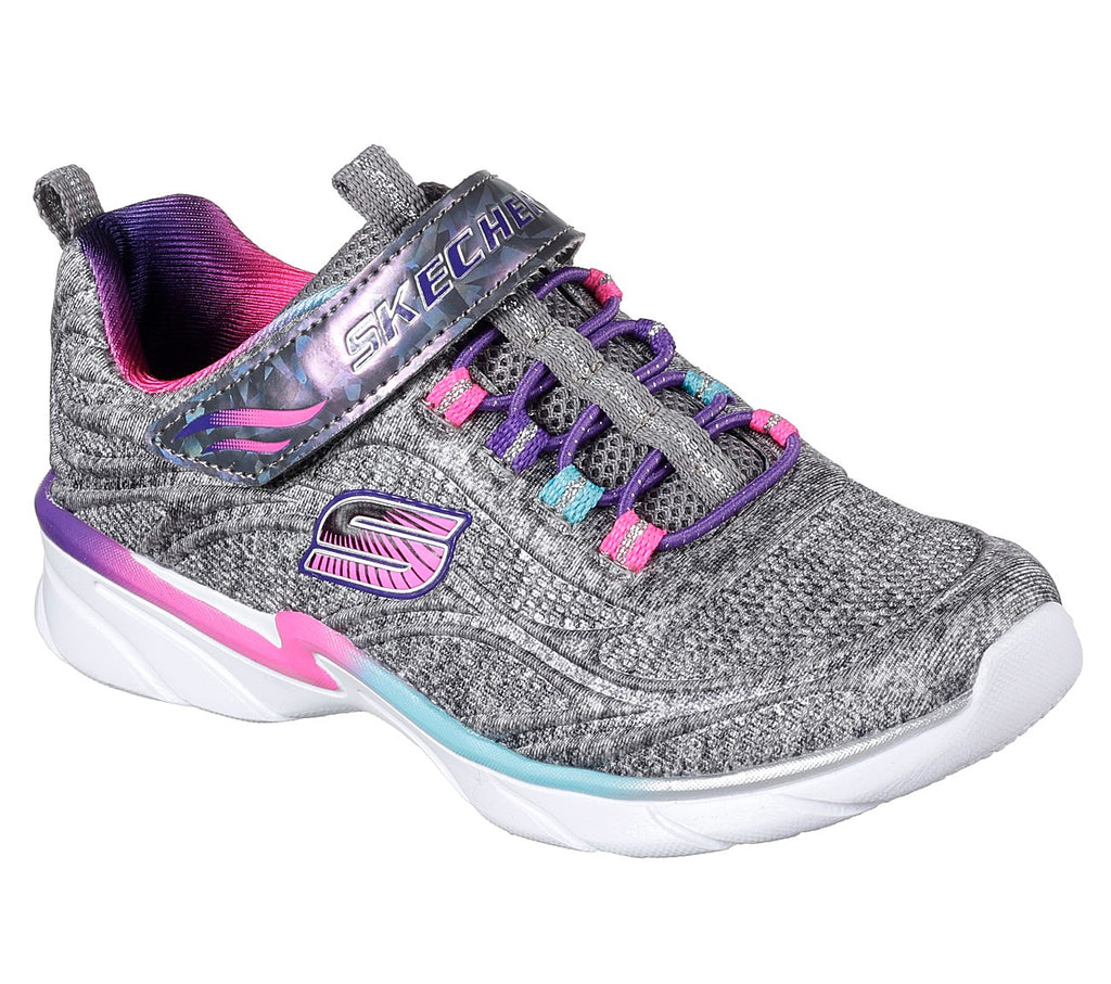 SKECHERS SWIRLY GIRL-SHIMMER TIME