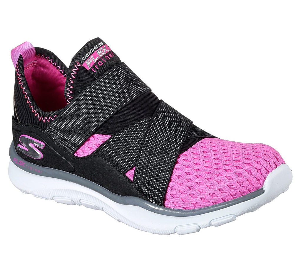 SKECHERS FLEX TRAINER - CROSS CULTURE