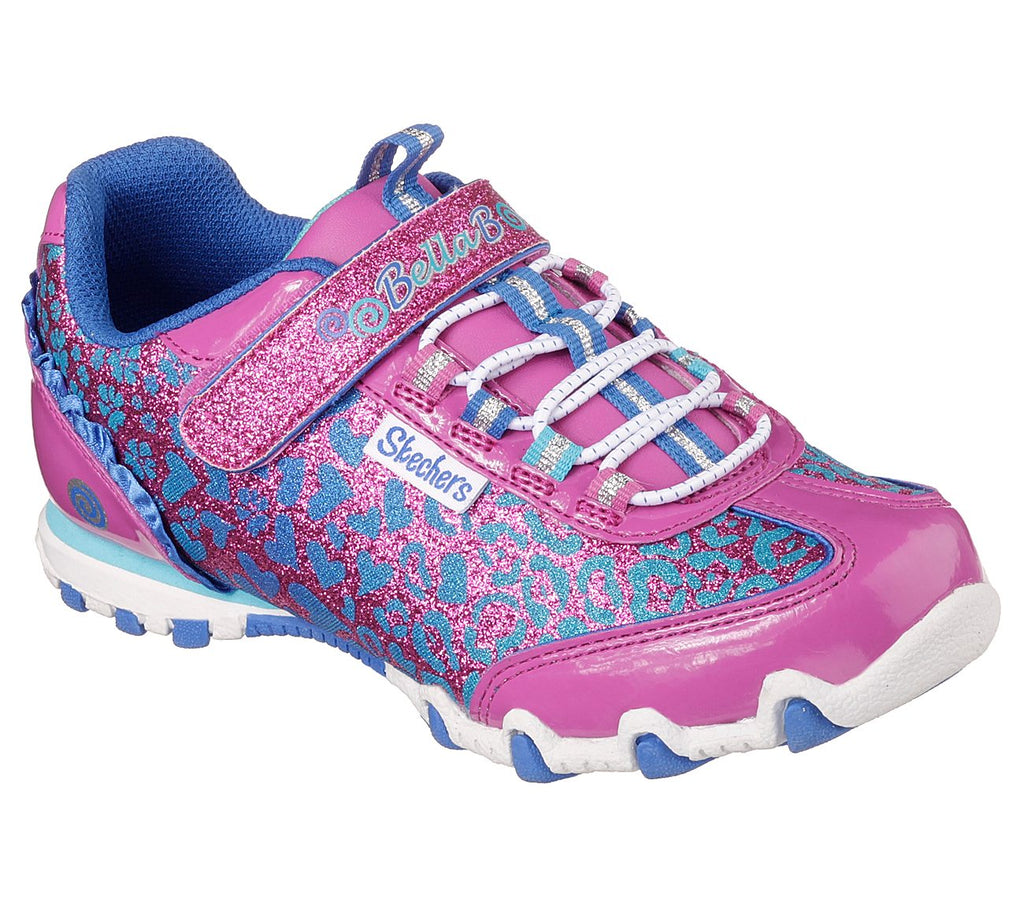 SKECHERS - CHILDREN SHOES - SKECHERS BELLA BALLERINA: PRIMA - LIL' TWISTER - The BCode